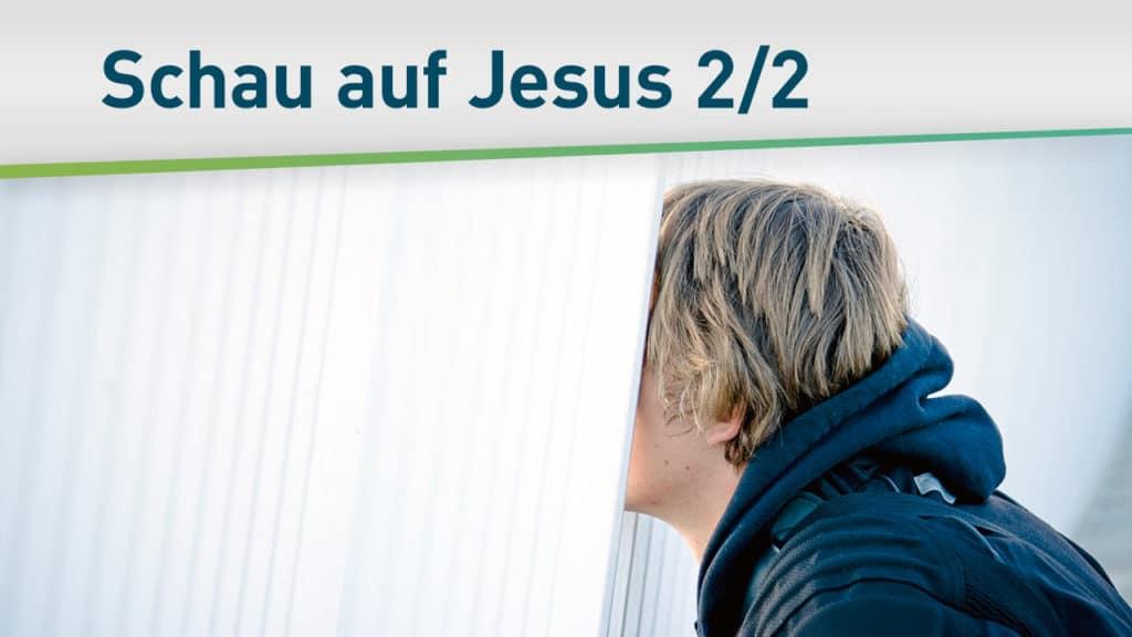 Jesus, der dreifache Befreier 2/2 38