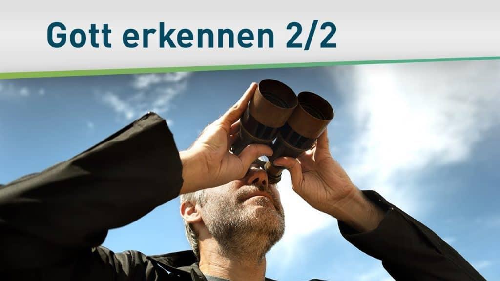 Gott erkennen und Gastfreundschaft leben 2/2 25
