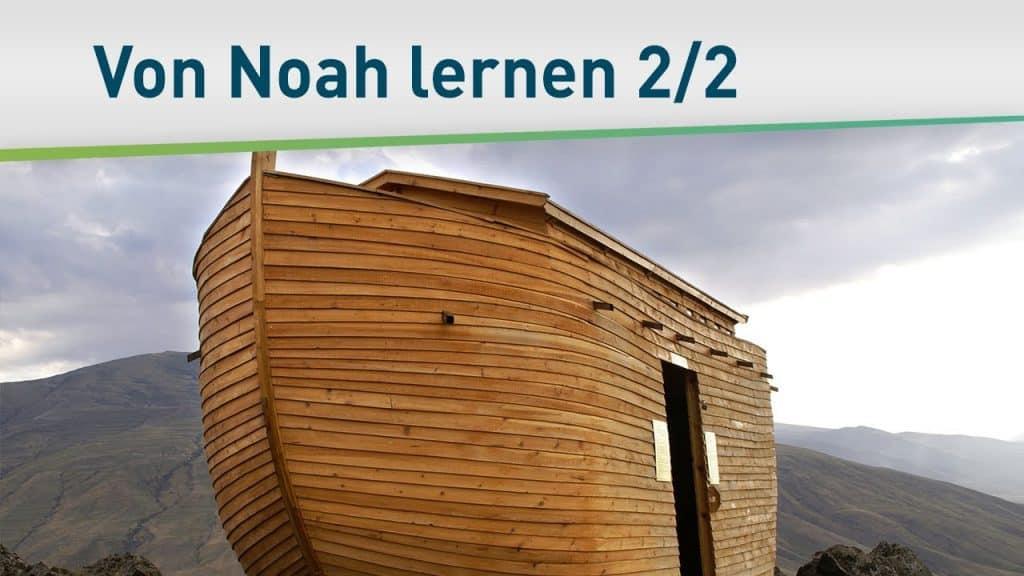 Helden des Glaubens – Noah 2/2 26