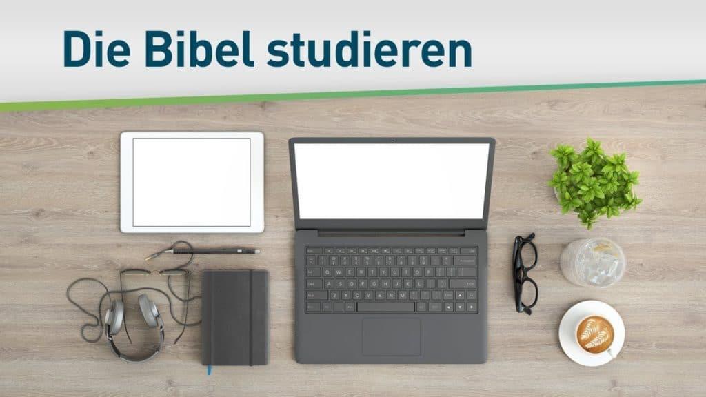 Wie man die Bibel studiert – Harrison Conley 39