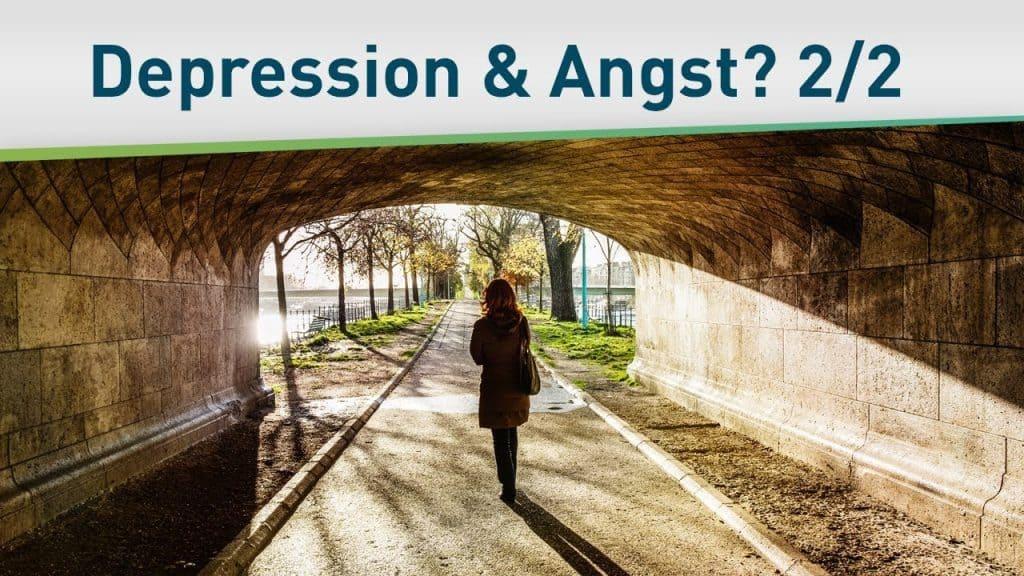Gottes Antworten auf Fragen zu Depression, Krankheit und Angst 2/2 4