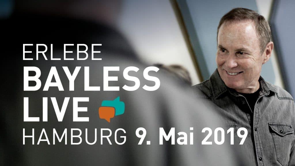 Erlebe Bayless Conley live 3