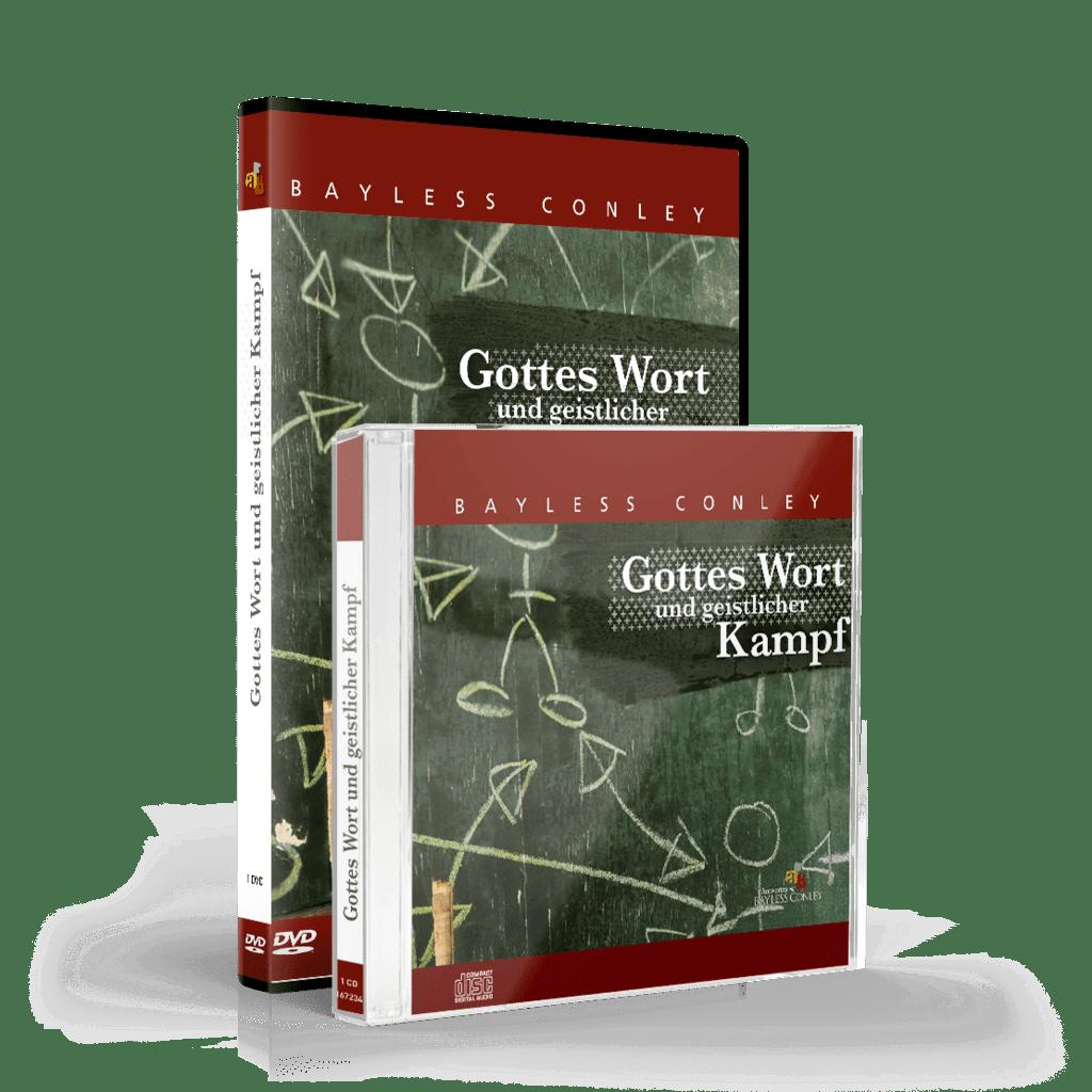Gottes Wort und geistlicher Kampf 1