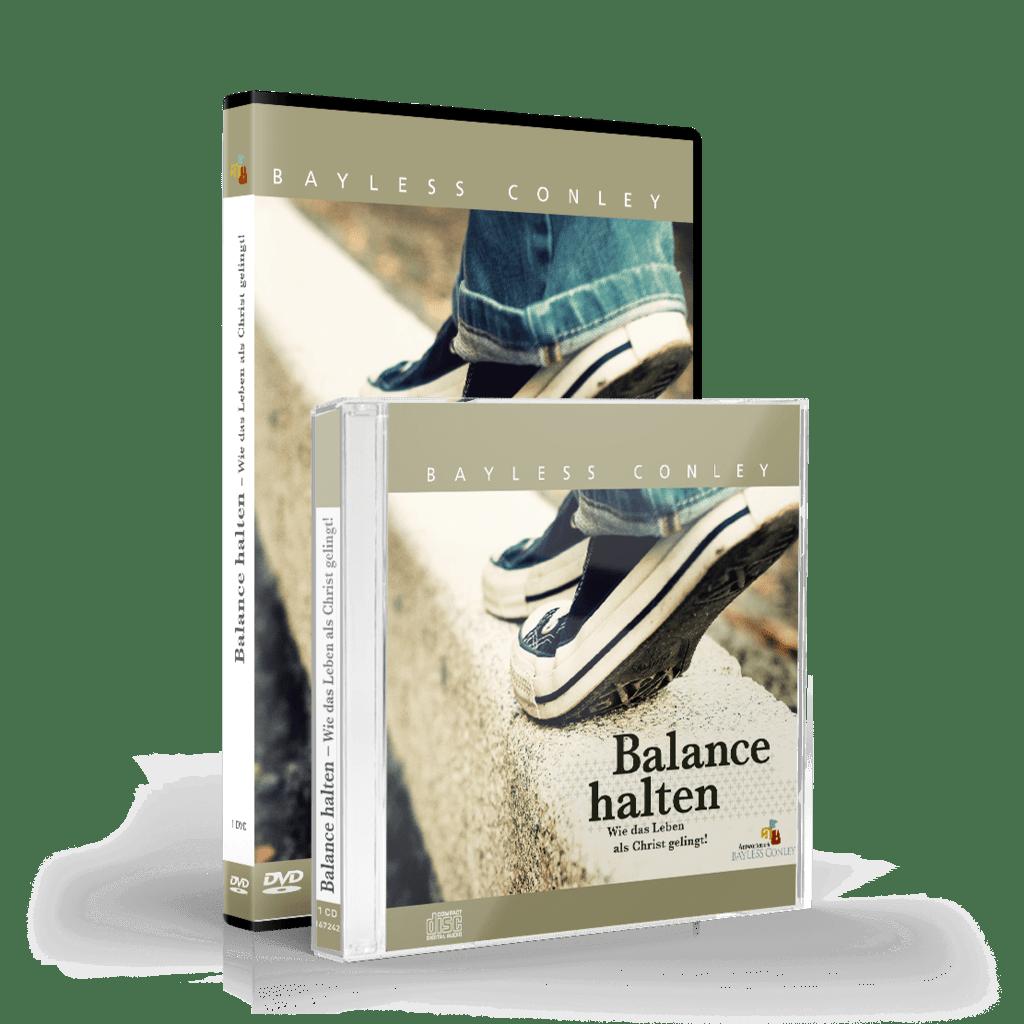 Balance halten. Wie das Leben als Christ gelingt 1