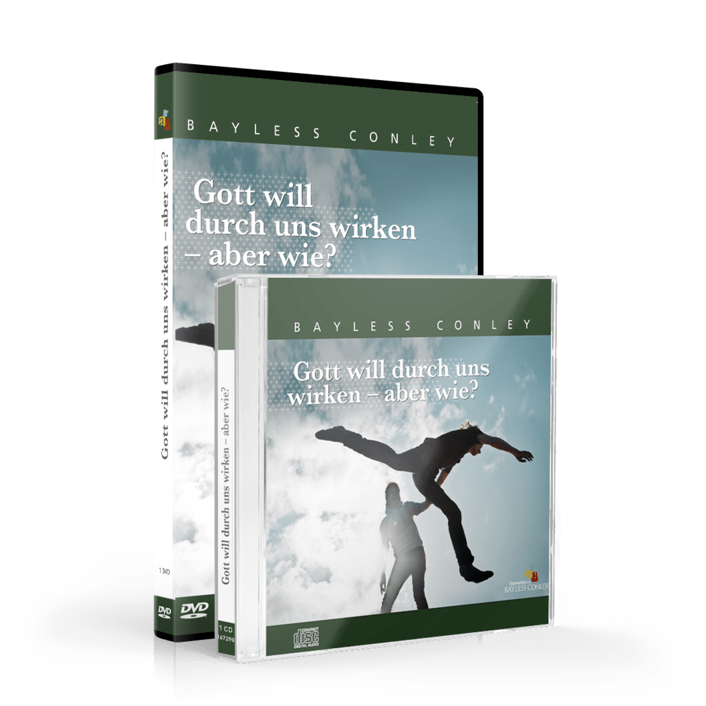 Gott will durch uns wirken – aber wie? 1