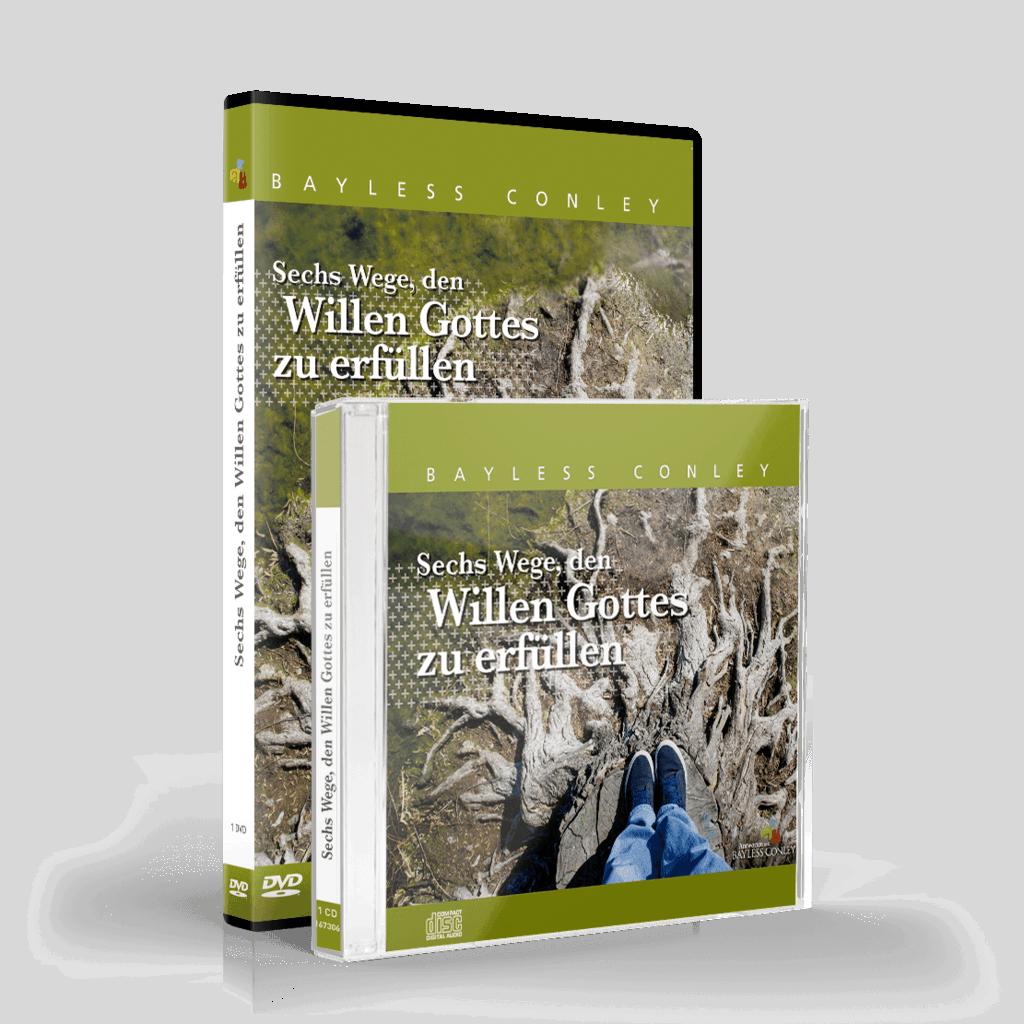 Sechs Wege, den Willen Gottes zu erfüllen - zum Aktionspreis 1