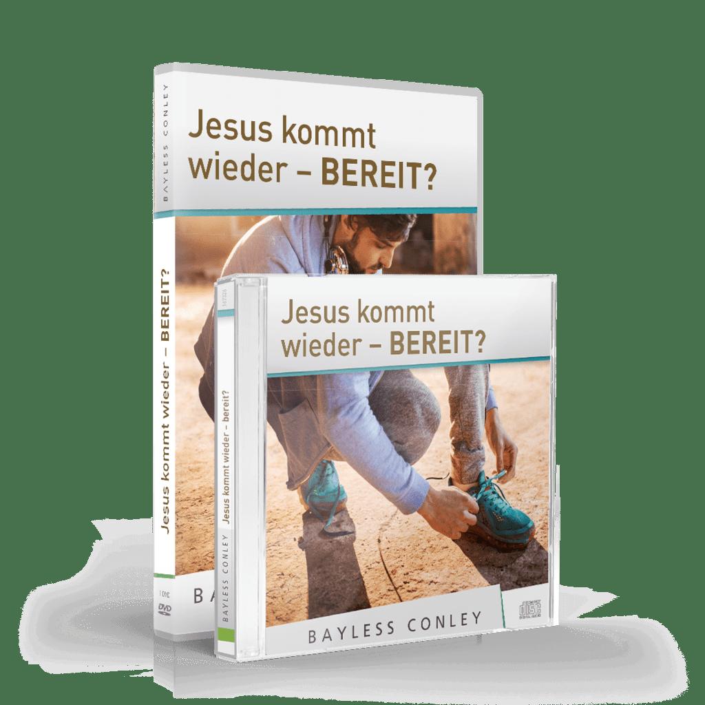 Jesus kommt wieder - bereit? 1