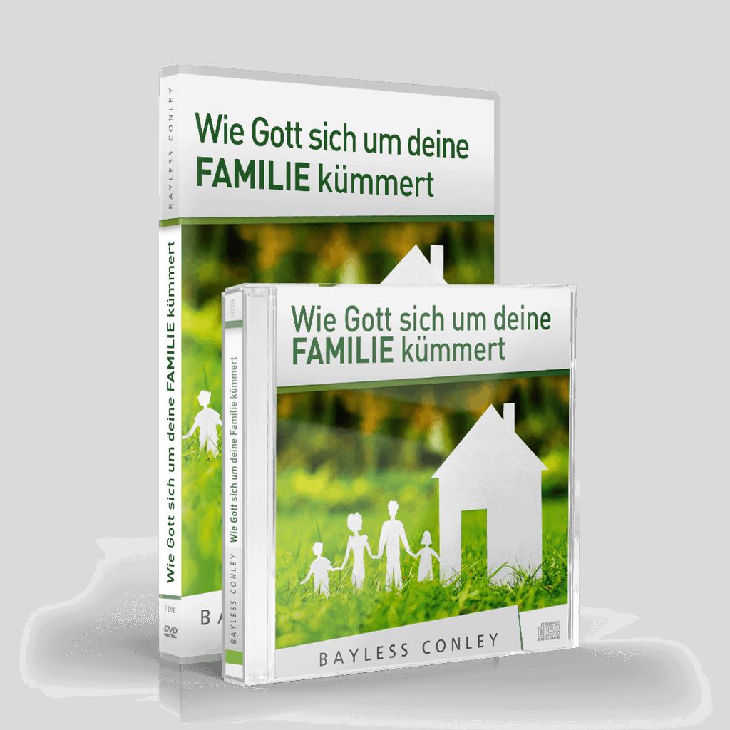 Wie Gott sich um deine Familie kümmert 1