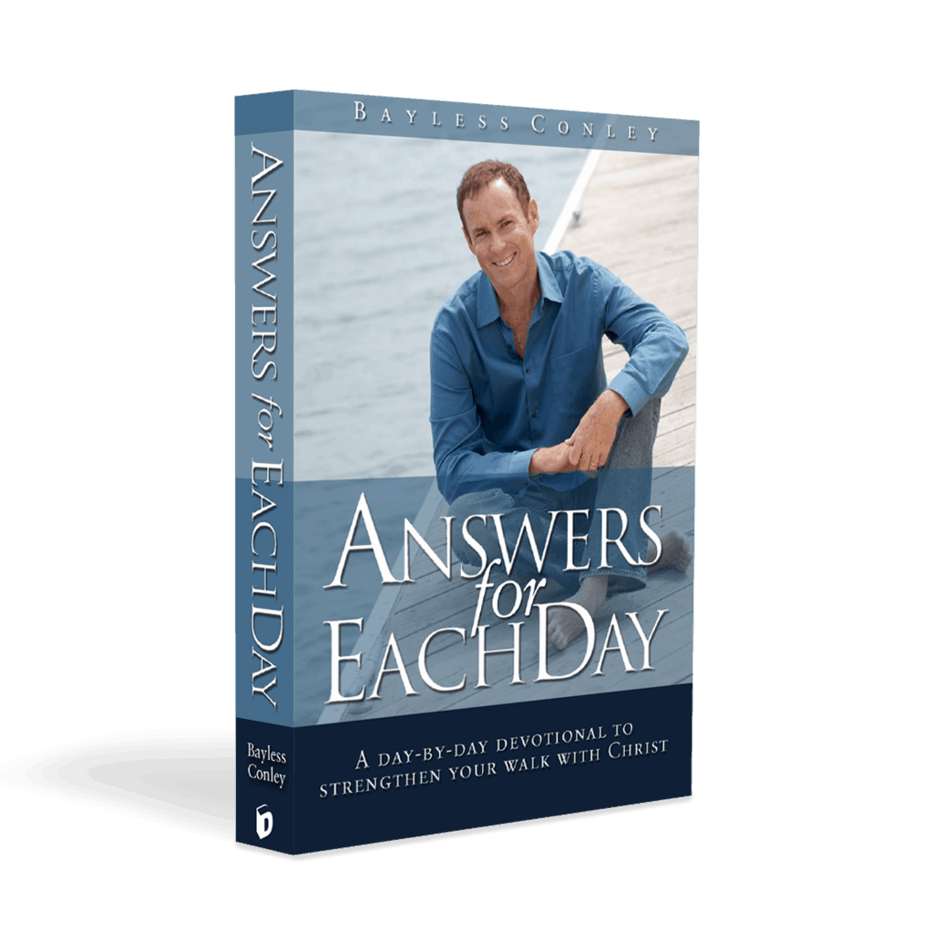 Answers for Each Day - daily devotional book 1