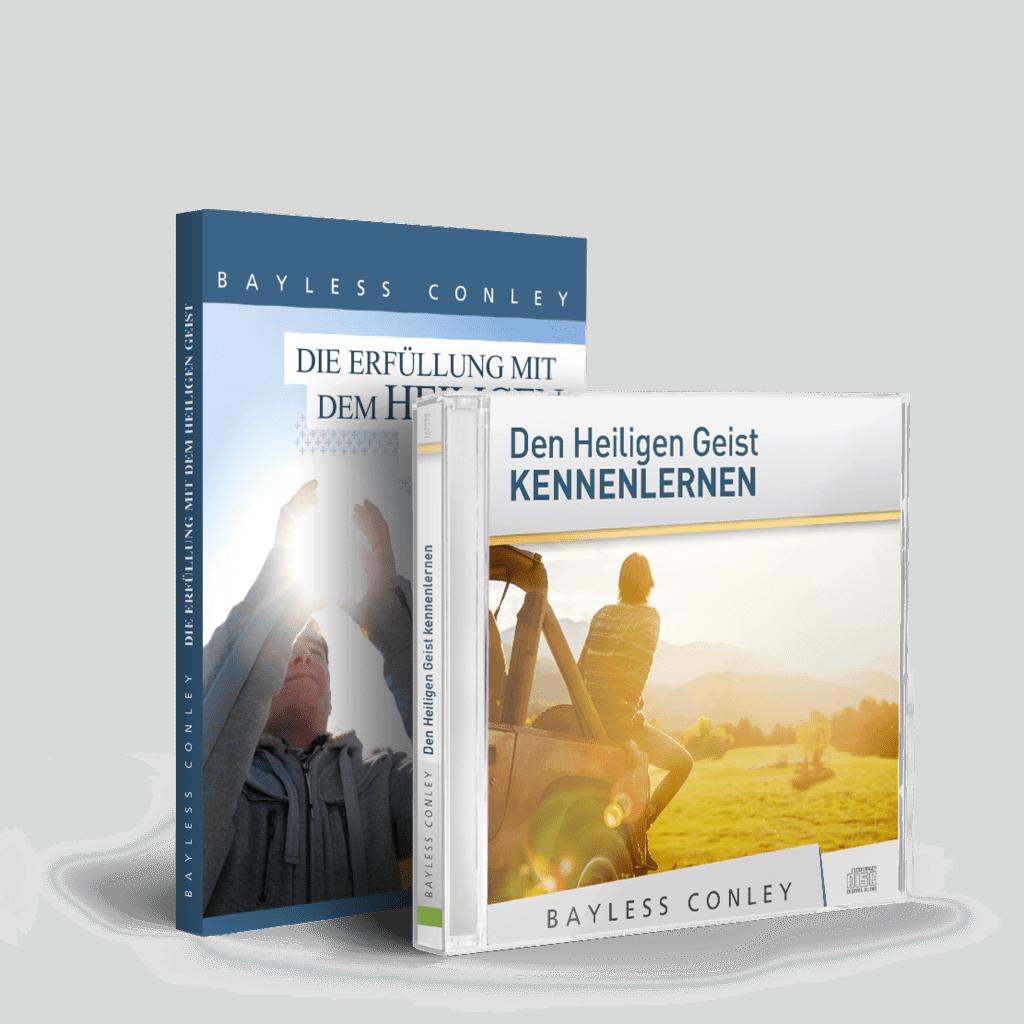 """Set """"Wer ist der Heilige Geist?"""" – Minibuch + CD/DVD 1"""