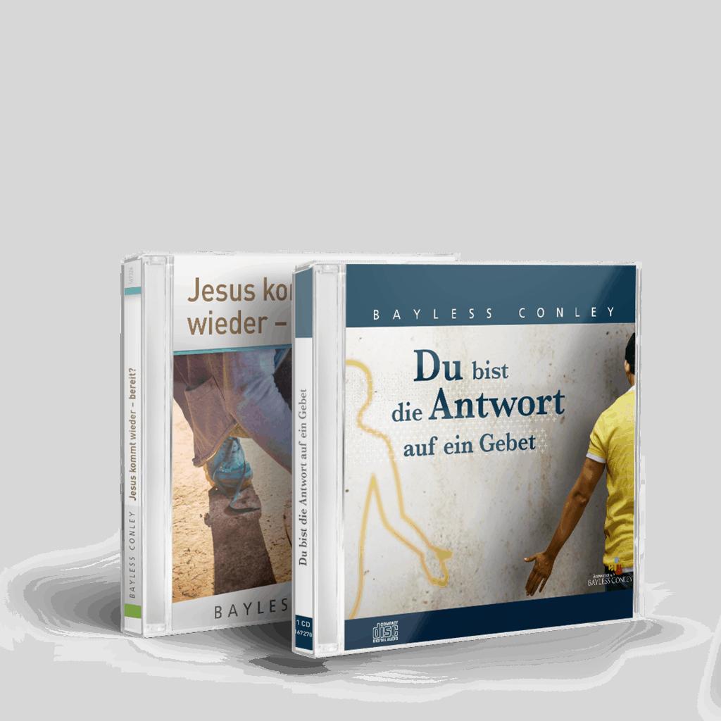 """Set """"Nutze die Zeit"""" – 2 CDs/2 DVDs 1"""