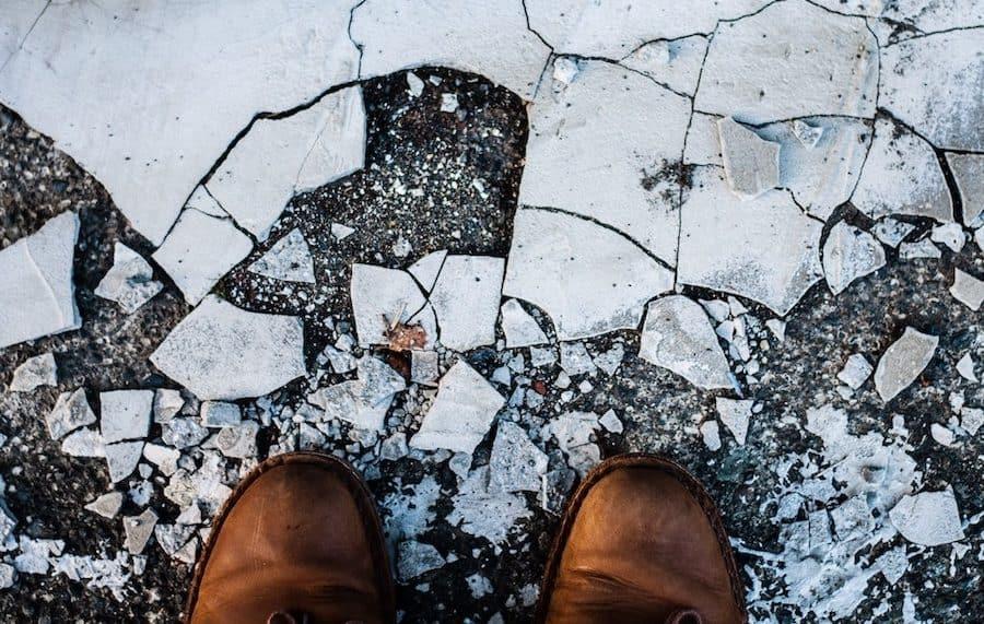 Was kann ich tun, wenn alles in Trümmern liegt? 1