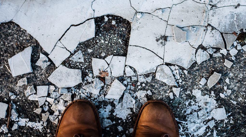 Was kann ich tun, wenn alles in Trümmern liegt? 8