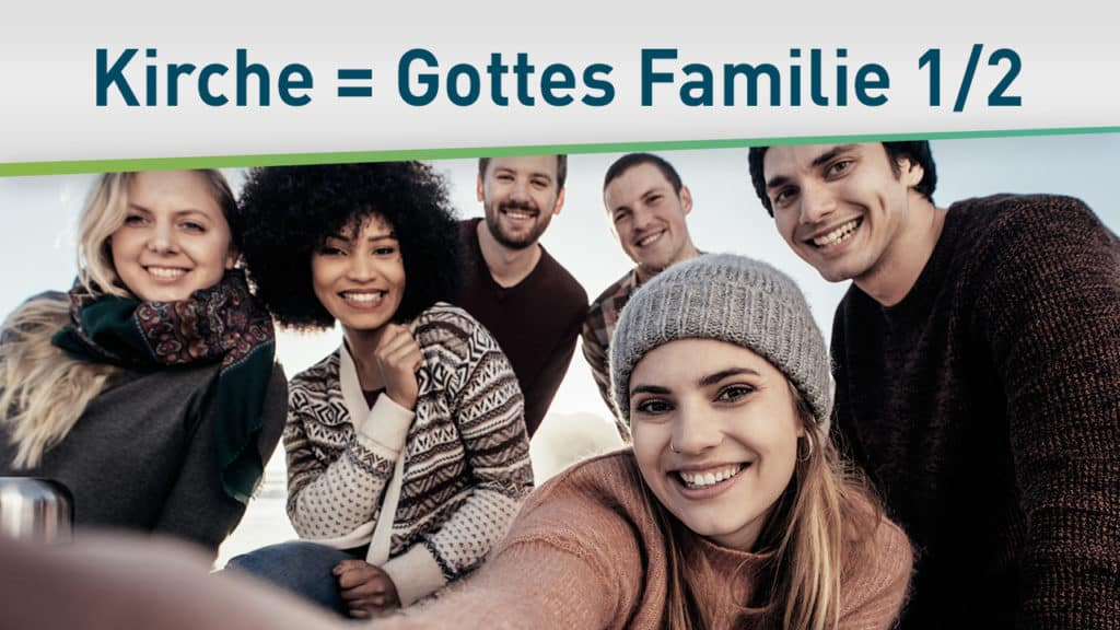 Die Kirchengemeinde – Gottes Familie 1/2 – Janet und Bayless Conley 9