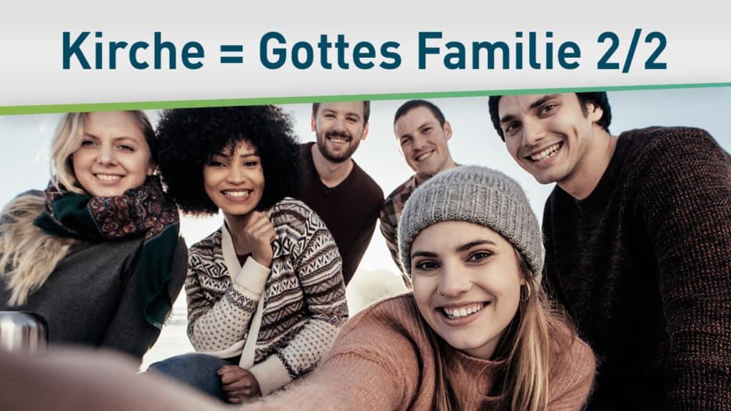 Die Kirchengemeinde – Gottes Familie 2/2 – Janet und Bayless Conley 8