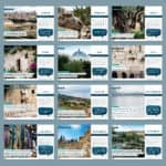 Kalender 2020: Entdecke Israel mit Bayless Conley 3