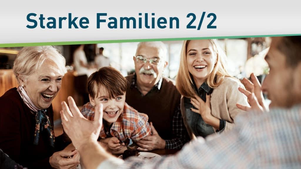 3 Dinge, die deine Familie stark machen 2/2 – Janet und Bayless Conley 4