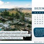 Kalender 2020: Entdecke Israel mit Bayless Conley 5