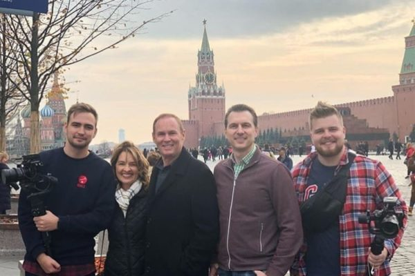 Bayless Tour Moskau 2