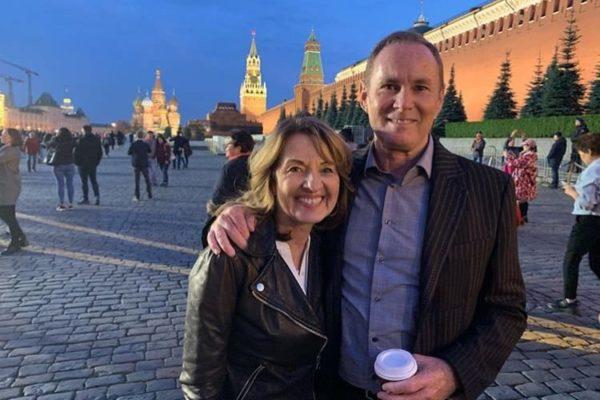 Bayless Tour Moskow 1