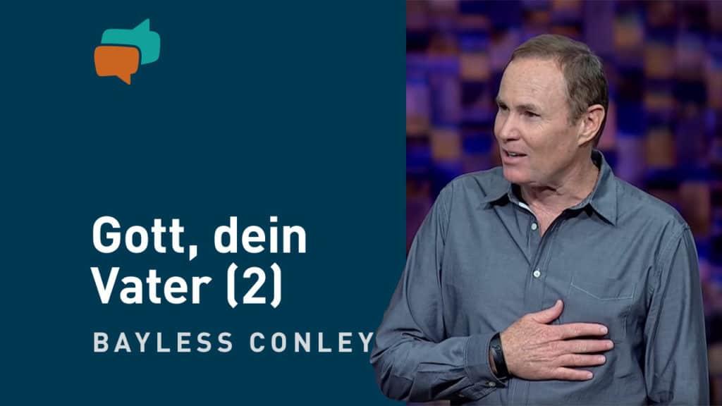 Was du von Gott als Vater erwarten kannst (2) 11