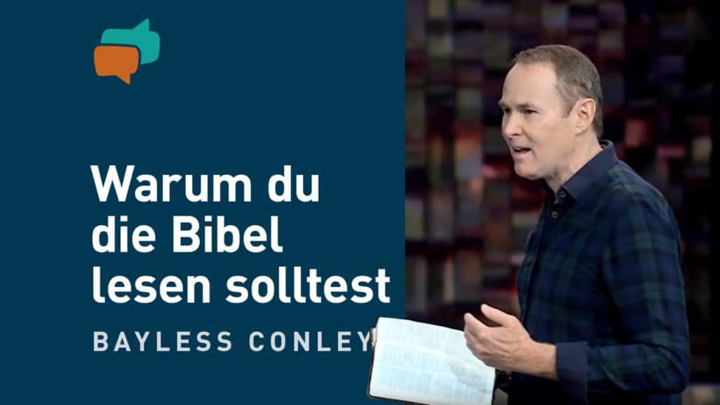 Warum es wichtig ist, die Bibel zu lesen 12