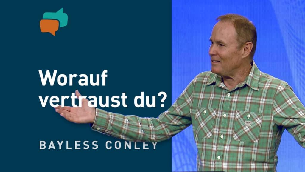 Worauf vertraust du? 6